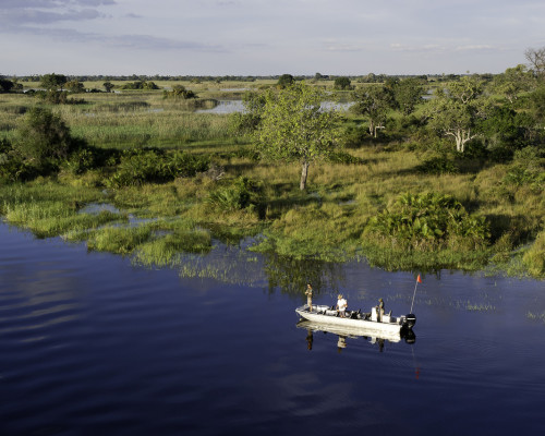 Fishing Okavango Delta